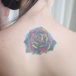 Working around tattoos